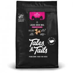 Tales & Tails - Lachs Leckerli - Hundeladen Aarau