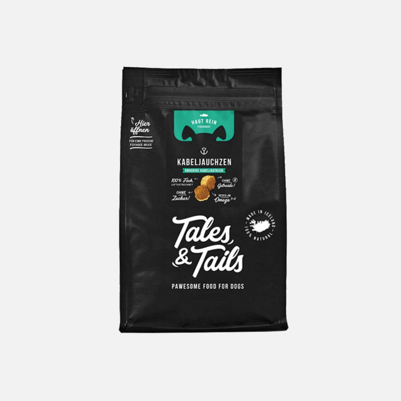 Tales & Tails - Kabeljauchezn - Hundeladen Aarau