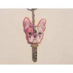 Französische Bulldogge Schlüsselanhänger Hundeladen Aarau