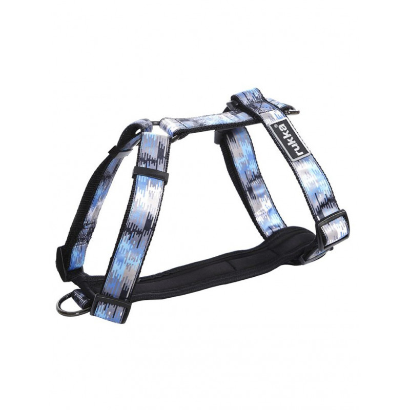 Rukka Brustgeschirr Blau Pipple Harness Online Shop Schweiz