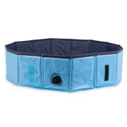 Hundepool blau 80x20cm