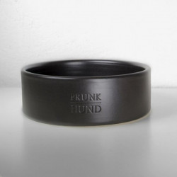 Prunkhund - Keramiknapf...