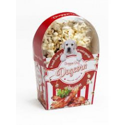 Doggye Bag - Dogcorn Bacon 60g