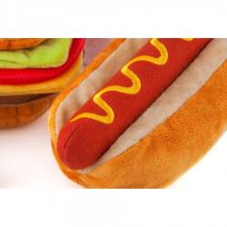 Plüsch Spielzeug Hot Dog Fachgeschäft