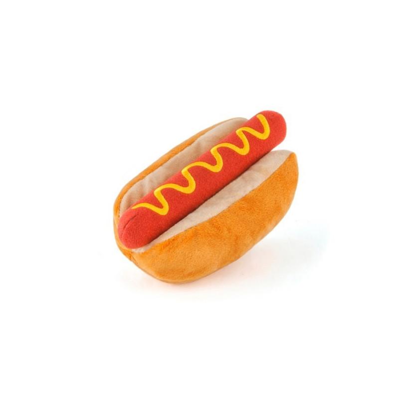 Spielzeug Hot Dog Hundeboutique