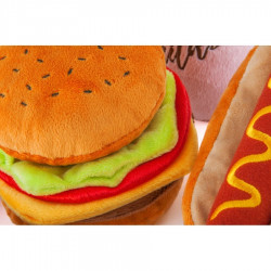 Hamburger - Hundeshop